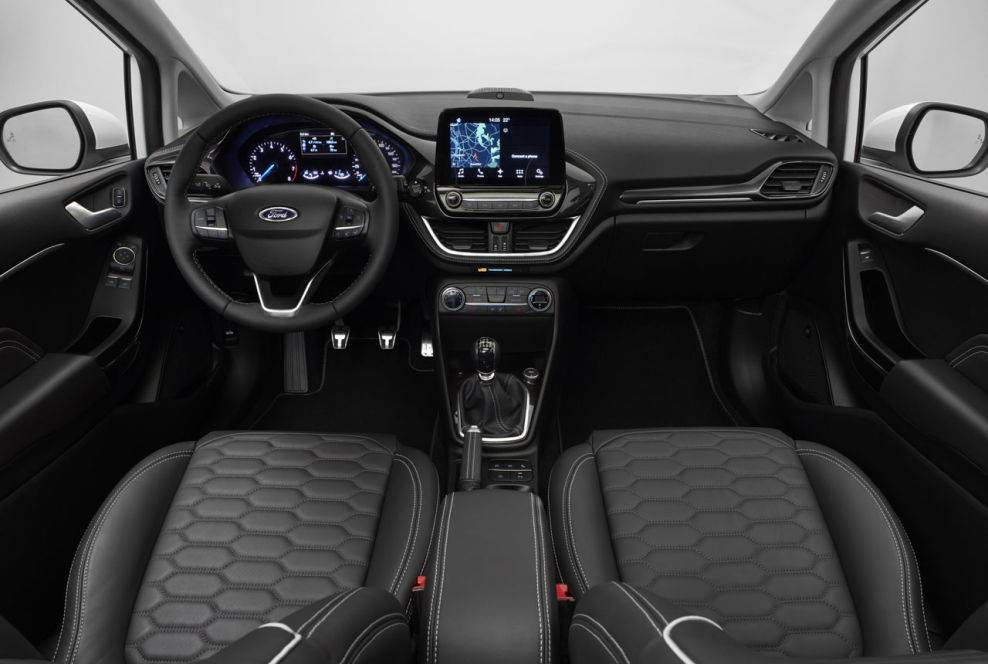 Ford Fiesta Interior 4